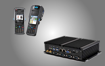 Özel amaçlı endüstriyel bilgisayarlar ve el terminalleri